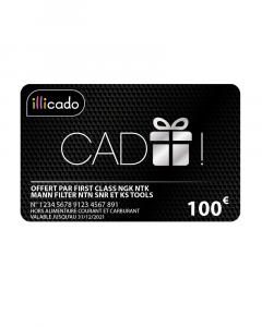 Carte cadeaux Illicado 100€