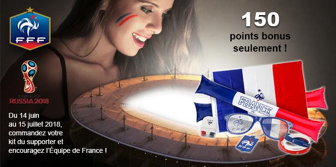 First Class - Coupe du Monde 2018