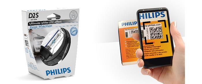 Philips Lampe Xenon