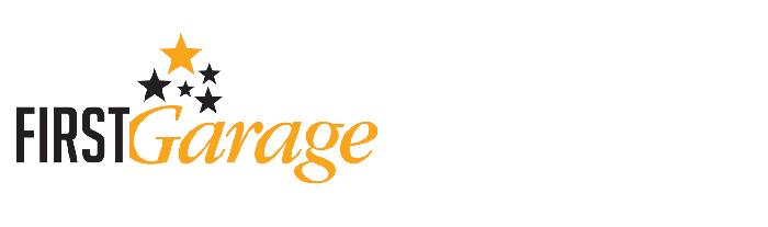 logo first garage