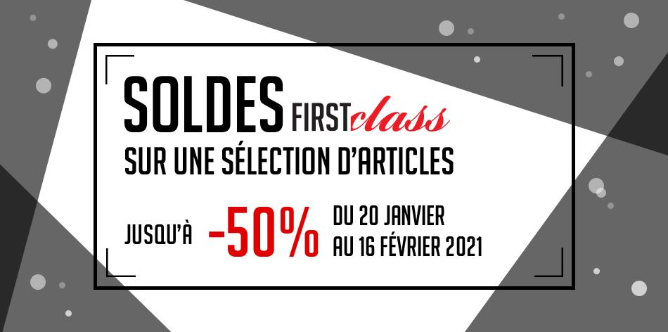 Soldes First class