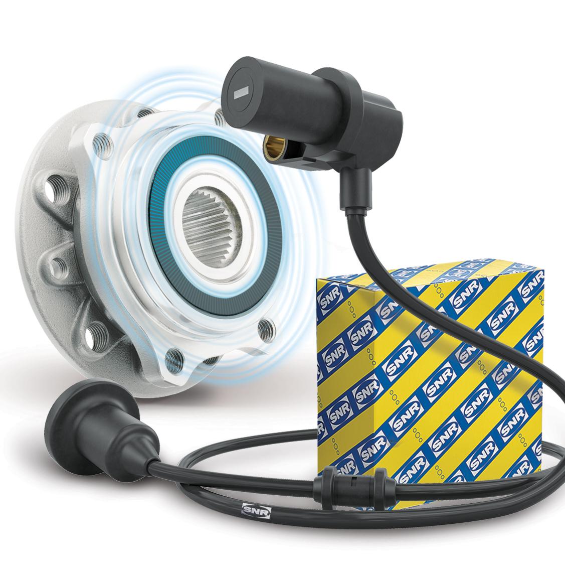 First class NTN SNR capteurs vitesse roue
