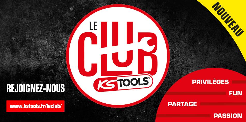 KS TOOLS Le club