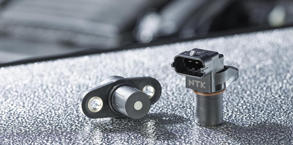 Nouvelle gamme NTK : Capteurs de vitesse et de position moteur
