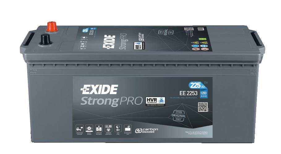 Exide Batterie StrongPro