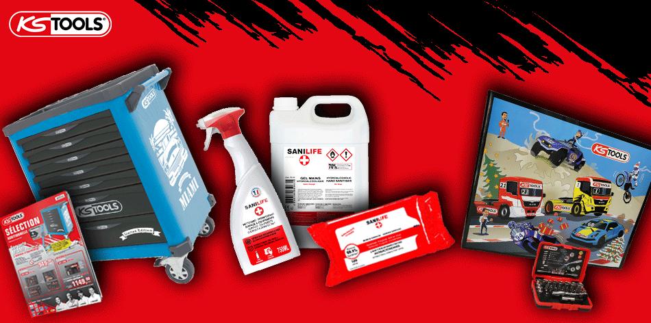 KS Tools - Offre promotionnelles